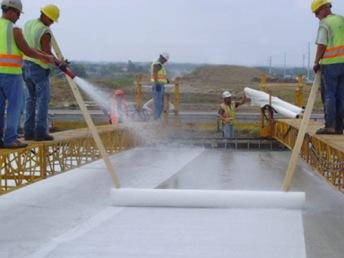 membrane-curing